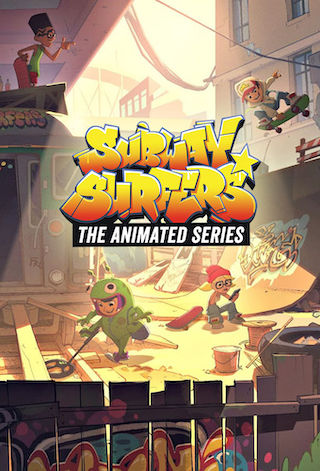 Subway Surfers The Animated Series