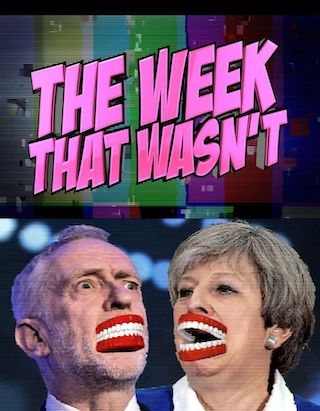 The Week That Wasn't