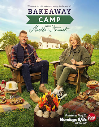 Bakeaway Camp with Martha Stewart