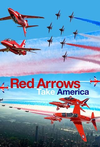 Red Arrows Take America