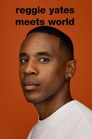 Reggie Yates Meets World